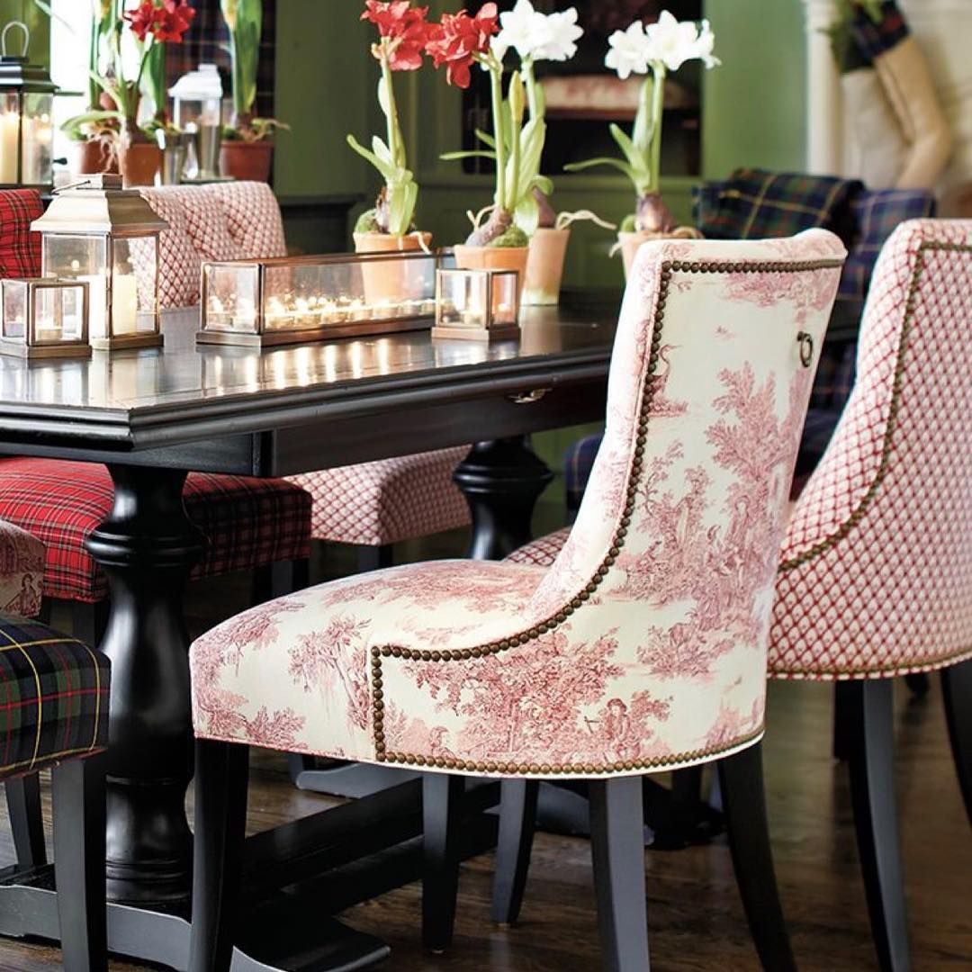 New The 10 Best Home Decor With Pictures Chair Upholstered In Two Different Fabrics Can Have Re Woven Dining Chairs Mismatched Dining Room Dining Chairs