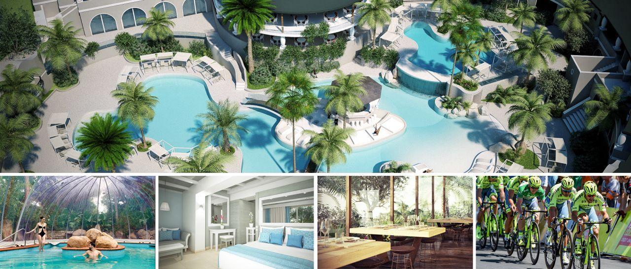 Resort Sardegna vacanze di lusso al villaggio sul mare