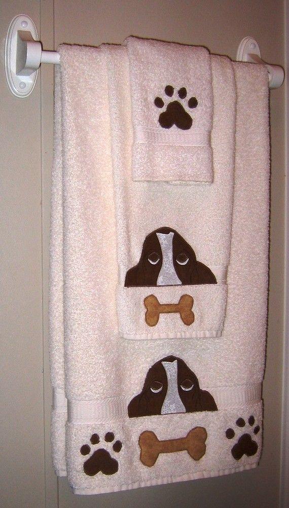 Pin de Beky en Mascotas  Bao para perros Toallas y Ropa