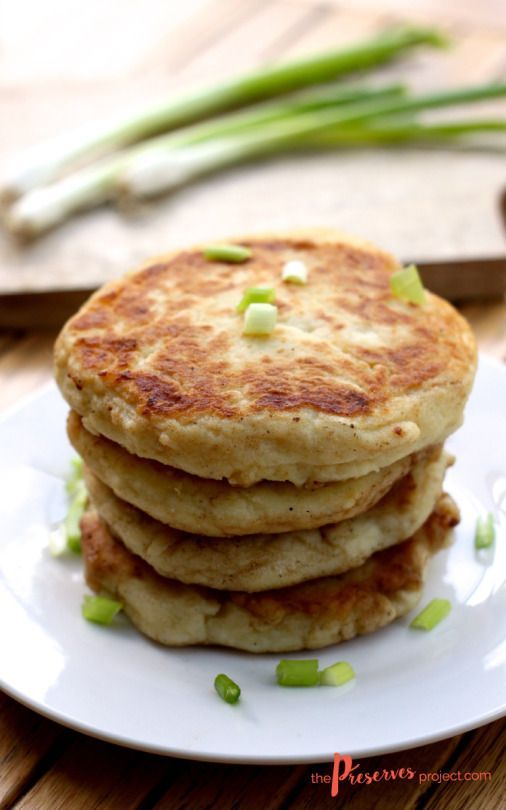 Mashed Potato Pancakes #potatopancakesfrommashedpotatoes Mashed Potato Pancakes: Pancakes made out of mashed potatoes are as good as they sound! As delicious as mashed potatoes are, these Mashed Potato Pancakes just might be even better! #potatopancakesfrommashedpotatoes