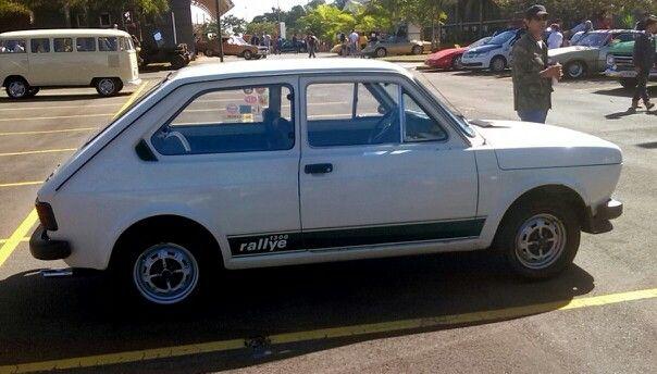 Fiat 147 Rally 1979 Carros Carros Antigos