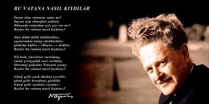ünlü şairlerden 29 Ekim Cumhuriyet Bayramı şiirleri Googleda Ara