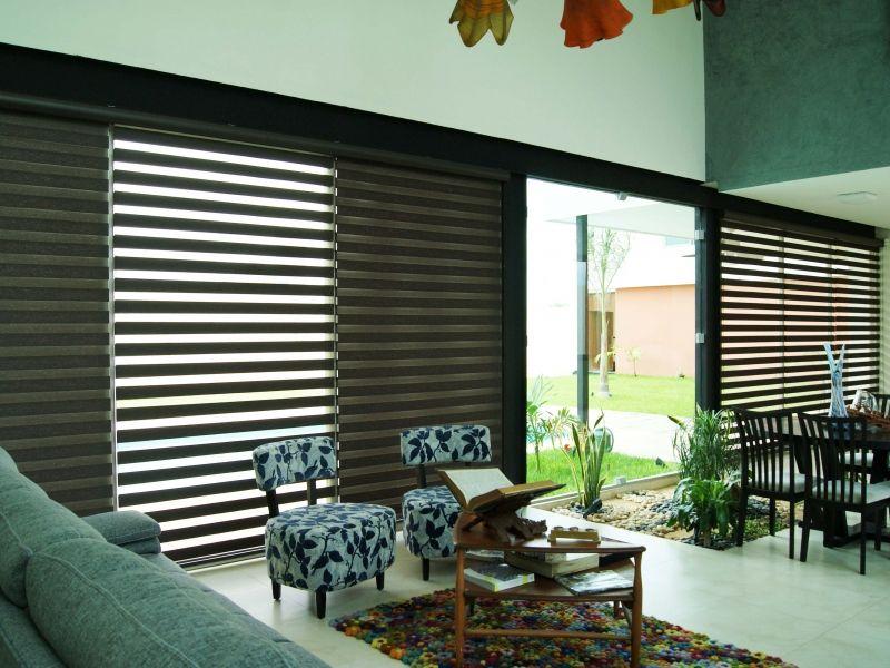 cortinas para sala modernas con botones - Buscar con Google ...