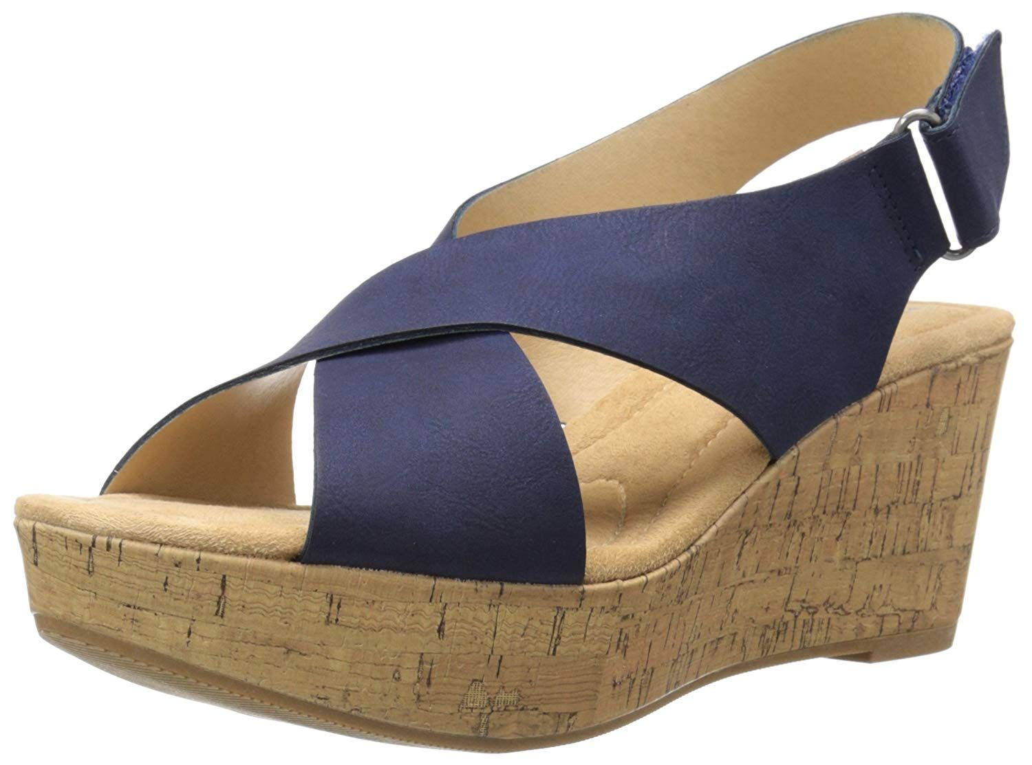 Cl By Chinese Laundry Women S Dream Girl Wedge Sandal Platform