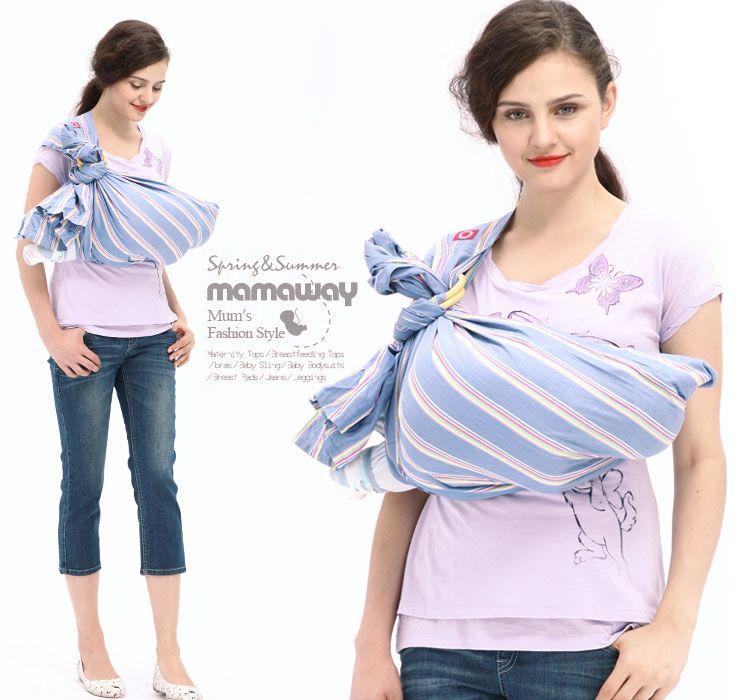Violet Blue Nomor produk:059924 parenting babysling