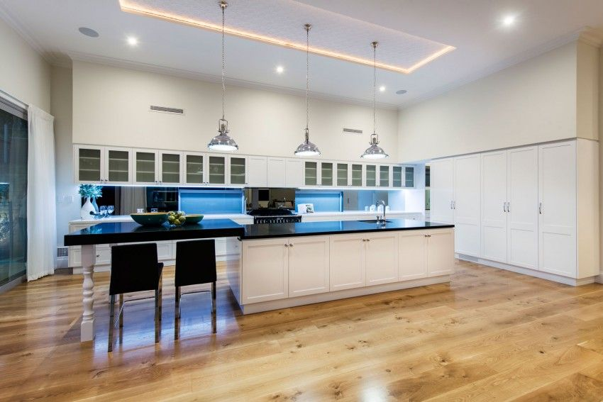 Split Level Home By Cambuild With Images New Kitchen Interior
