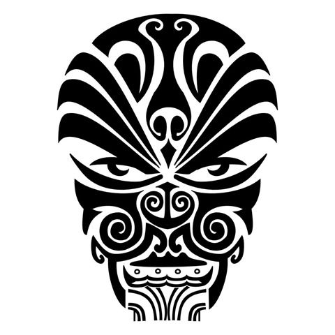 maori the warrior mask maori maori symbols and symbols. Black Bedroom Furniture Sets. Home Design Ideas