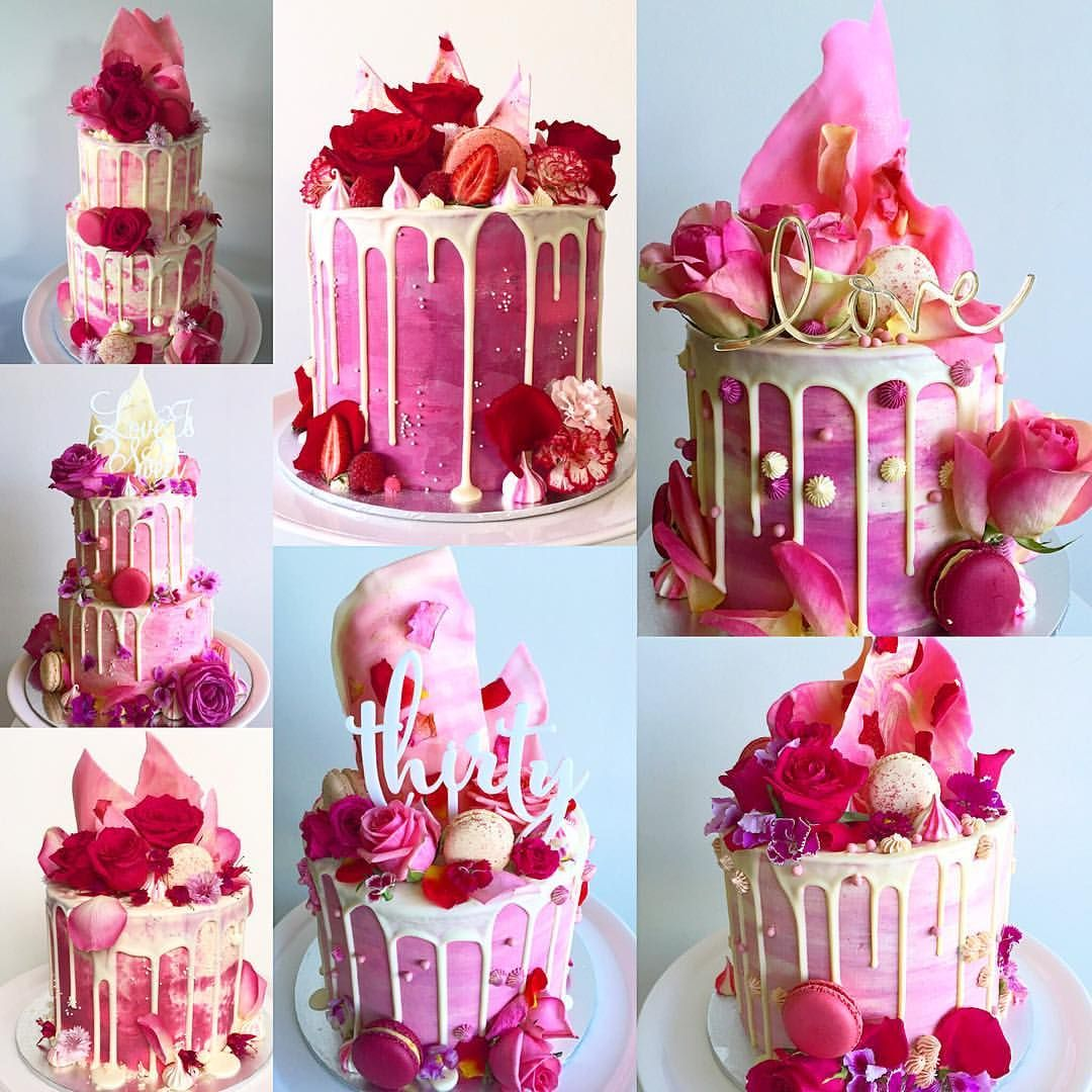 Pin By Nicki Danner Anderson On Drip Cakes
