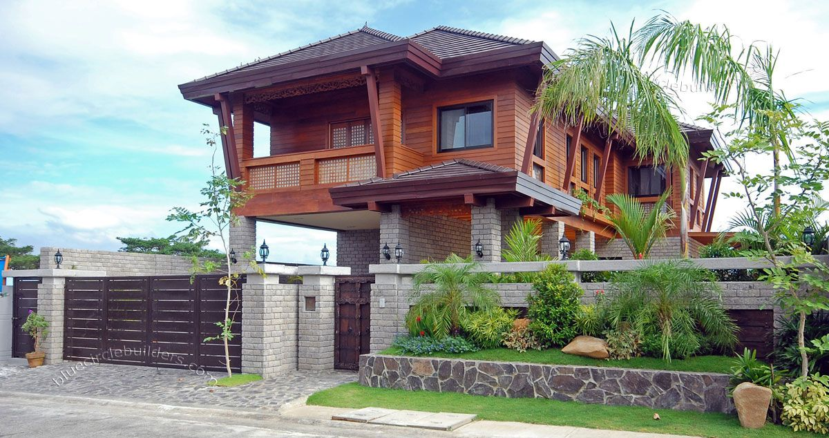 House exterior design batangas quezon bataan philippines - How to earn money in home design ...