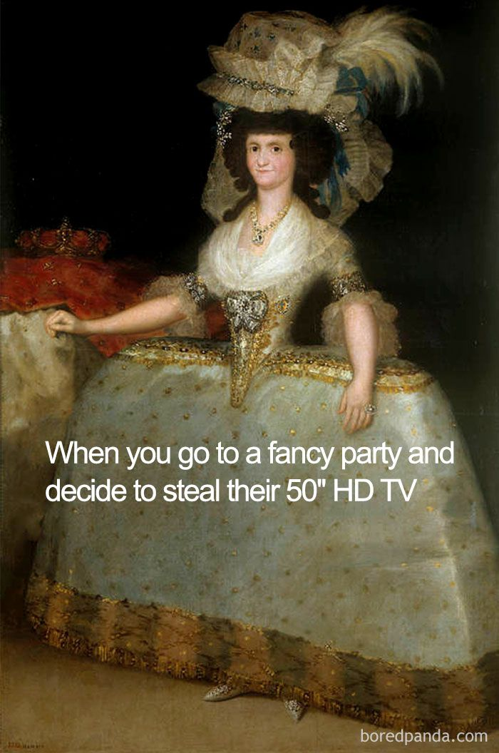 Photo of Hilarious Classical Art Memes