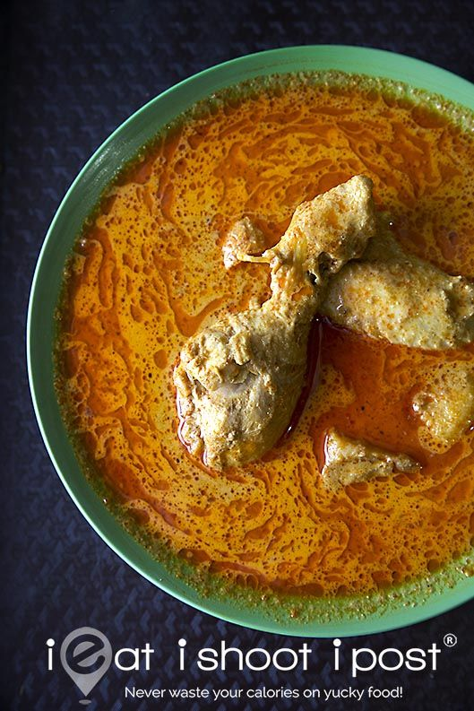 Curry Chicken 370 Singapore Best Eating Places Pinterest