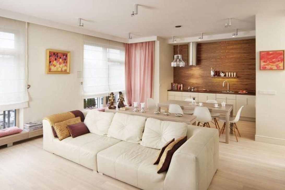 41 Amazing Open Plan Living Room Design Ideas Open Plan Kitchen Living Room Small Room Design Small Living Rooms