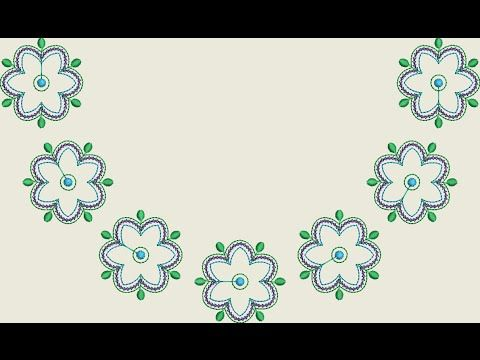 Download This Amazing Embroidery Design For Free Bichinhos