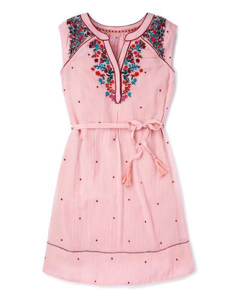 Boden kleid pink