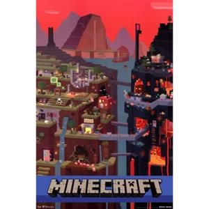 Minecraft Walmart Com In 2020 Minecraft Posters Minecraft Pictures Minecraft Wallpaper