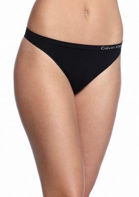833b173a519d Calvin Klein Pure Seamless Thong | Products | Calvin klein black ...