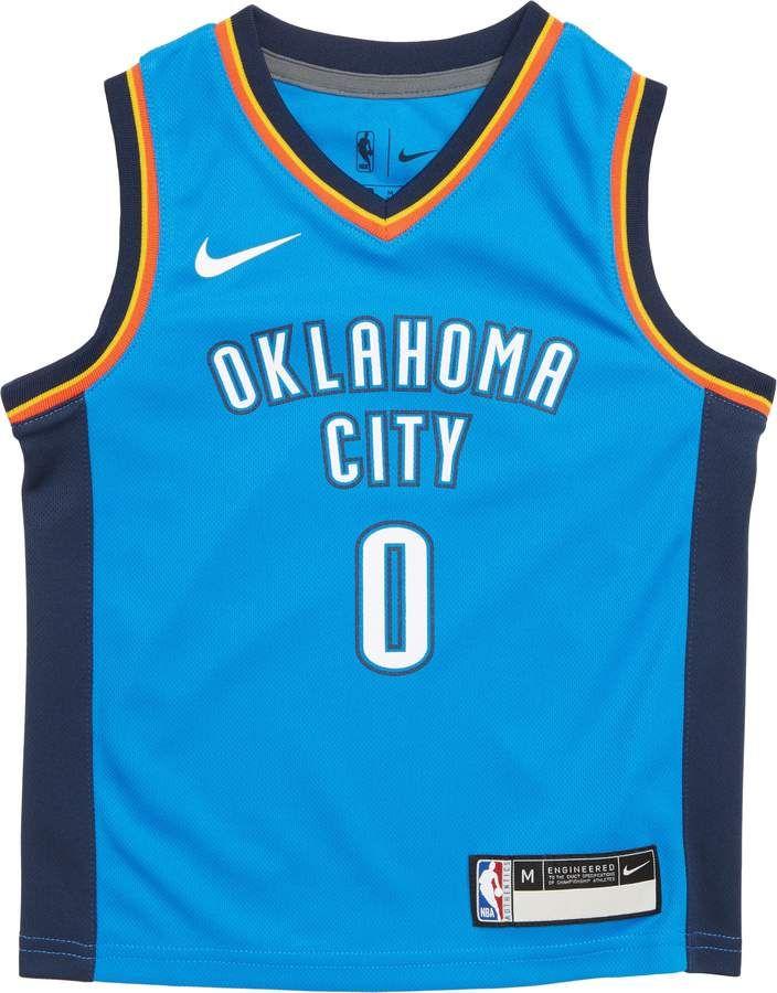 best sneakers 8d1ca 27654 NBA LOGO Oklahoma City Thunder Russell Westbrook Basketball ...