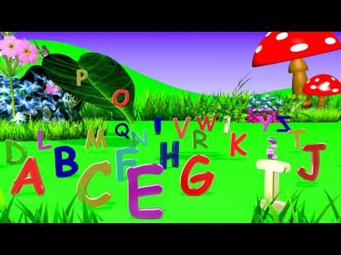 A to Z letters | Alphabets song for child | ABC song