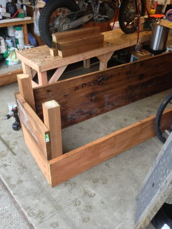 How To Build A Raised Garden Planter Bed Gardening 400 x 300