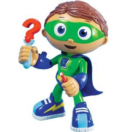 Pearce Wants This So Much Super Why Action Figure From