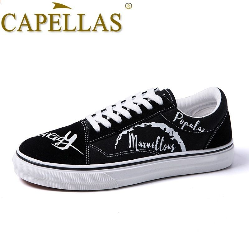Capellas Nowe Meskie Buty Casual High Quality Fashion Lace Up Buty Meskie Bretahable Spring Autumn Shoes For Men Shoes Rozmia Fall Shoes Shoes Mens Men S Shoes