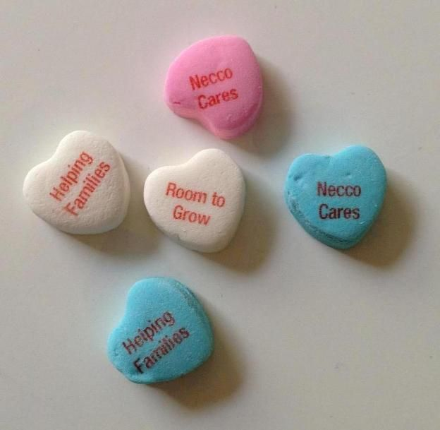 personalized sweethearts from httpmyneccocom that we surprised room to - Personalized Valentine Candy
