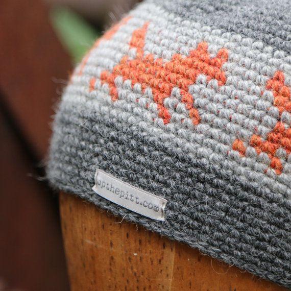 Dieser 100 % Alpaka Unisex: Wandbehang häkeln Snowboard Hut ist für ...
