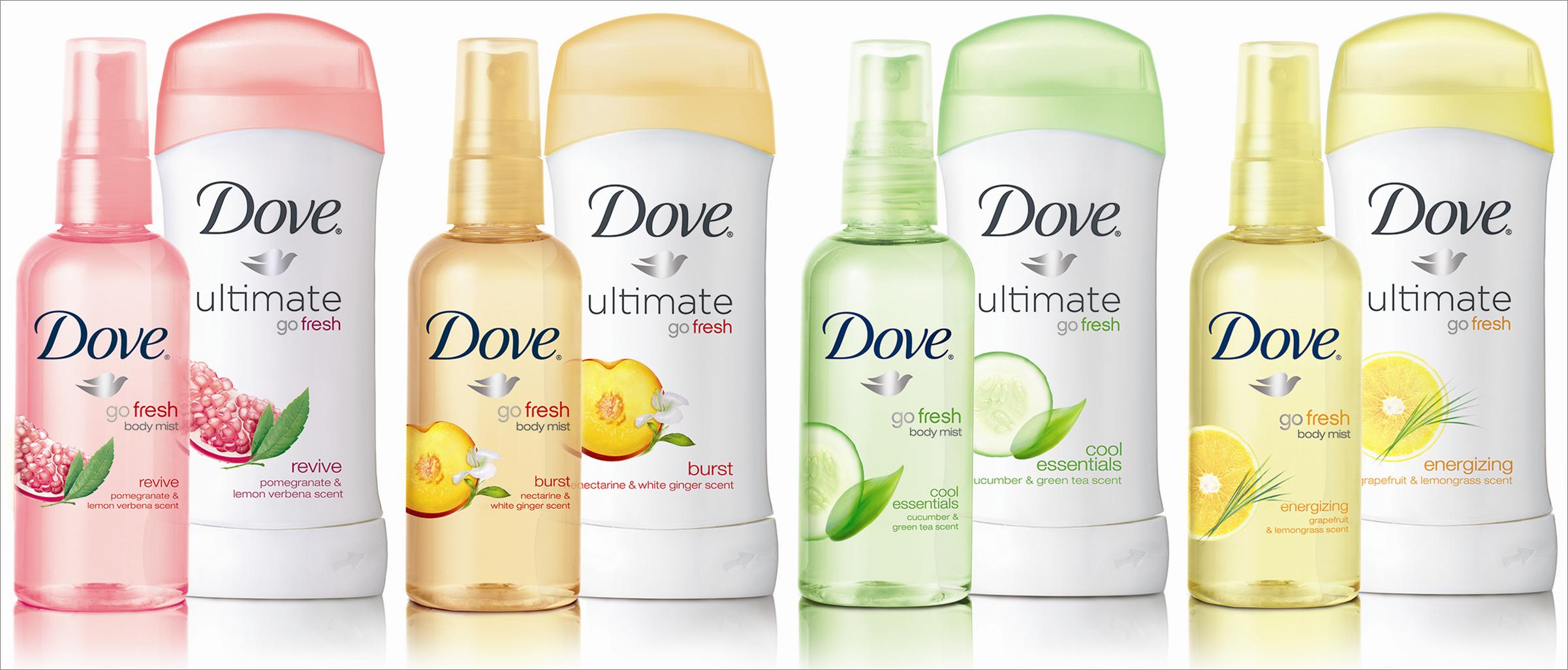 Free Sample Dove Go Fresh Body Mist Saving With Shellie Body Mist Deodorant Body Skin Care