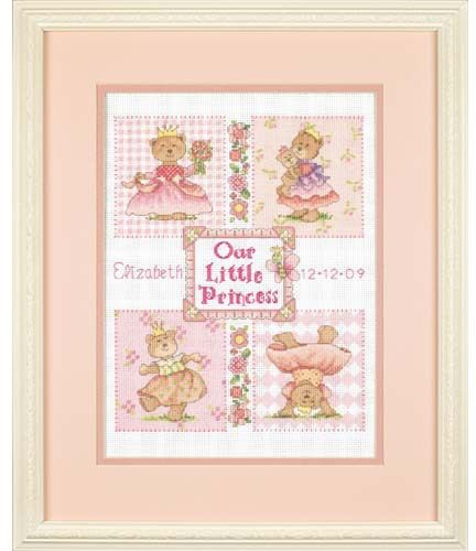 Dimensions Cross Stitch Patterns Free |     birth announcements