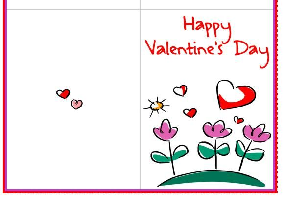 happy valentine's day cards printable | valentine's day ideas for, Ideas