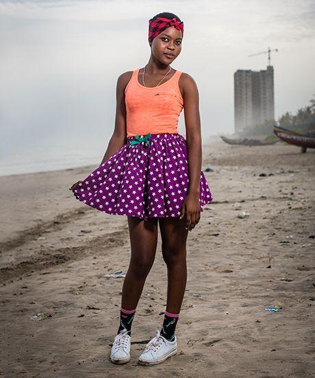 Ghana Beach Photos Body Confidence | Refinery29 visits a beach in Ghana. #refinery29 http://www.refinery29.com/ghana-beach-body-image-photos