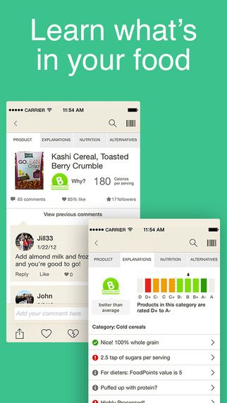 Weight Loss Coach by Fooducate - Personalized Calorie Counter, Food