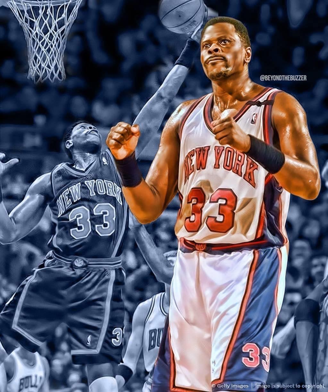 Pin By Montrice Bethea On Patrick Ewing New York Knickerbockers Nba Legends Usa Dream Team