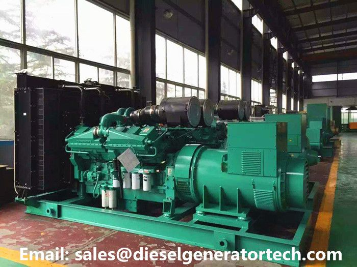 What Are the Components of Diesel Generator Cooling System | Diesel