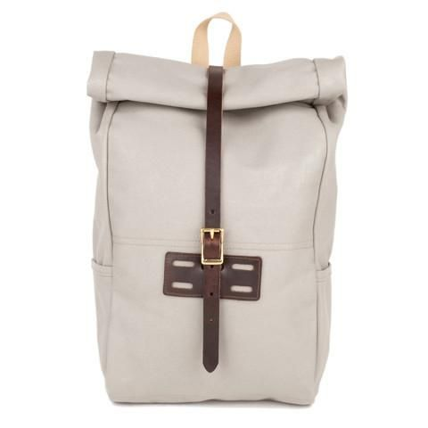 Archival Roll Top Rucksack / IZOLA