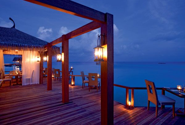 outside deck lighting. outdoor deck lighting pergola relaxing beach view impressive lights idyllic resort outside