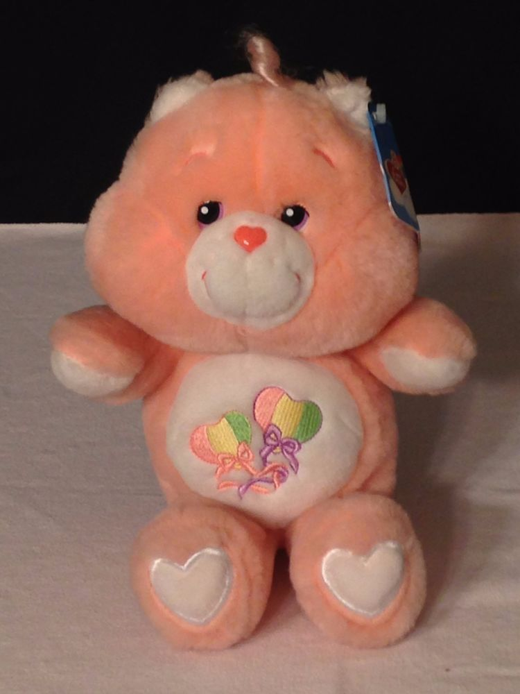 13 care bears 20th anniversary daydream bear plush