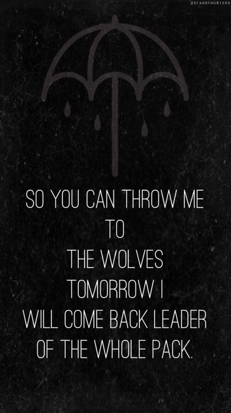Throne- Bring Me The Horizon | Bring Me The Horizon. | Pinterest ...
