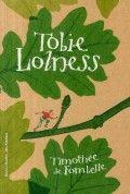 TOBIE LOLNESS  de TIMOTHEE DE FOMBELLE chez Gallimard Jeunesse, 9782070619634. http://latetedelart2.blogspot.fr/2014/06/francois-place.html