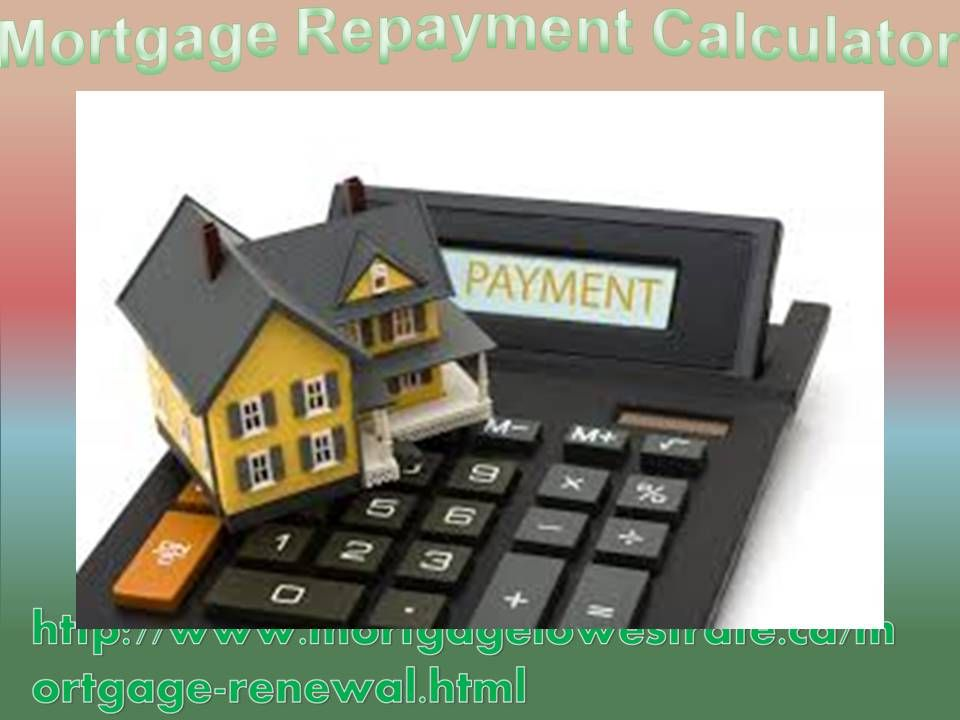 calculator for house loan payments