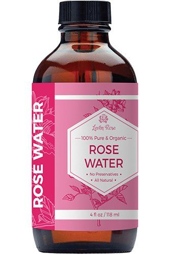 Robot Check Rose Water Leven Rose Organic Roses