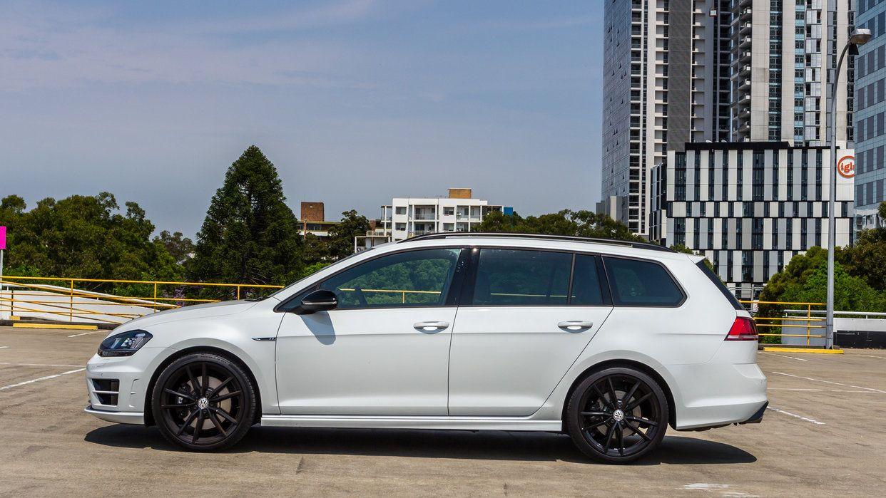 2016 Volkswagen Golf R Wagon Wolfsburg Edition Review