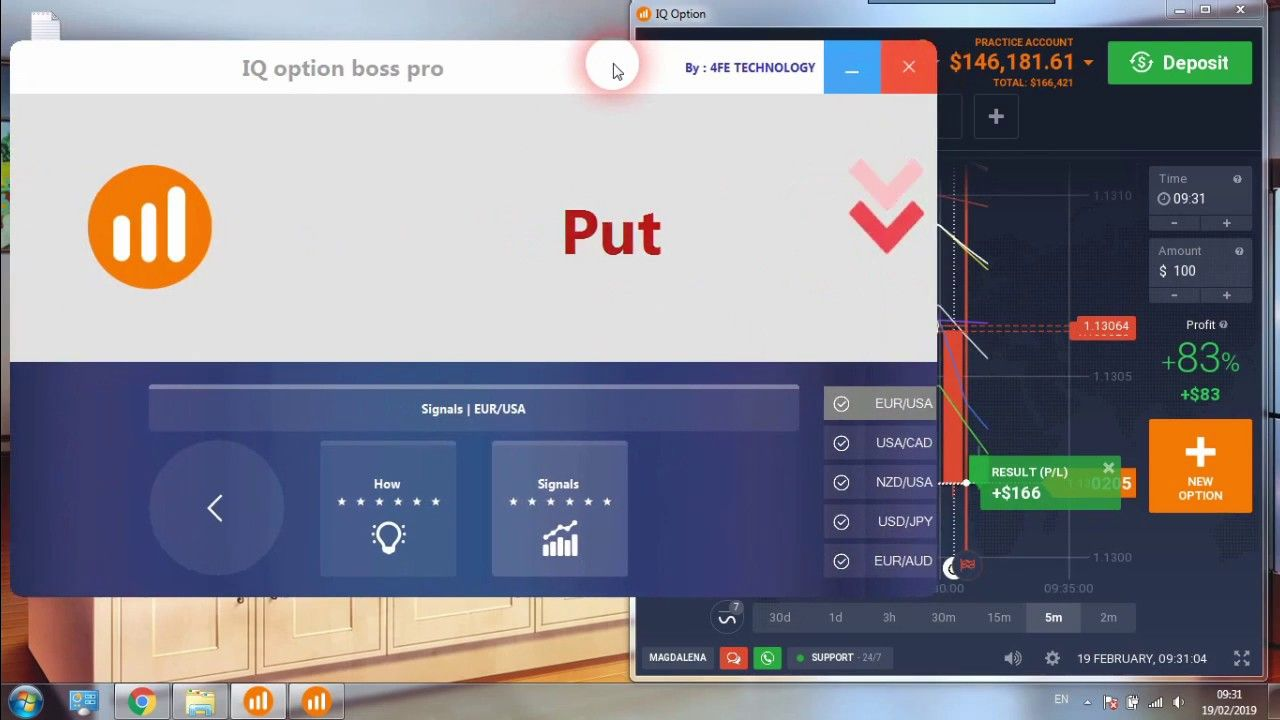 Download Iq Option Boss Pro Signals Bot 2019 Com Imagens