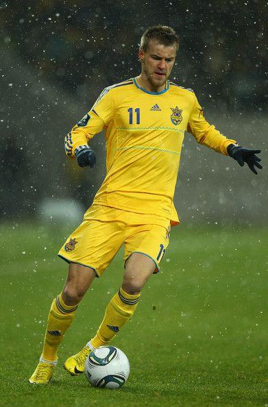 Andriy Yarmolenko Best Football Players Arsenal Transfer News Soccer Players