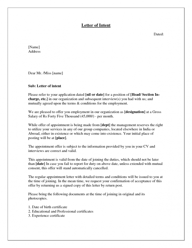 Cover Letter Super Sample Letter Of Interest For Position Cover
