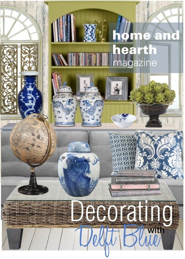 Newest Ideas On Delft Blue Vase for Use Decorating Living Room Niche ...
