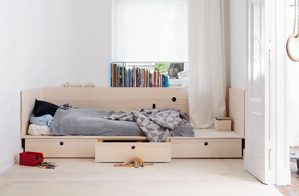 Photo of Jäll & Tofta // Inspirational family home with clever storage space