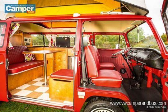 volkswagen combi camper amenagement combi pinterest am nagement. Black Bedroom Furniture Sets. Home Design Ideas