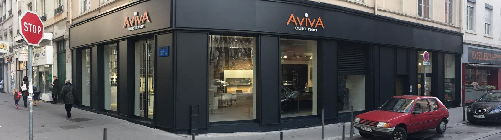 Cuisiniste Lyon Centre Ville Magasin De Cuisine Aviva Lyon