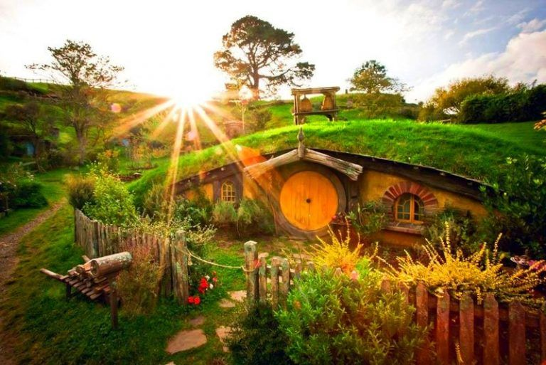 Pin En Hobbit House